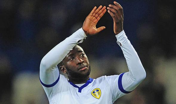 Toumani Diagouraga Leeds United