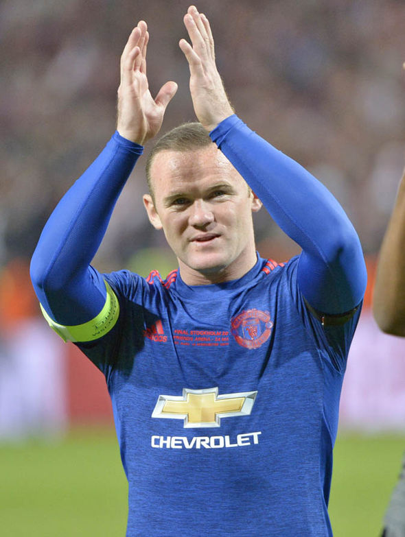 Wayne Rooney could be offered in a player-plus-cash deal