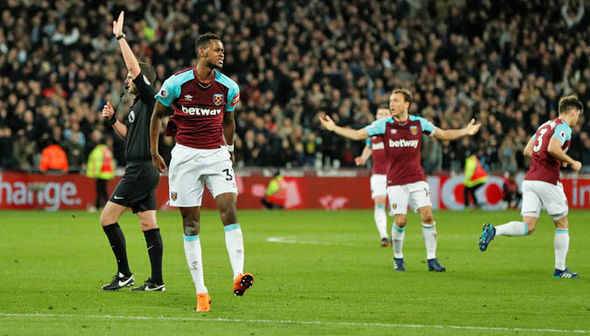 West Ham news Michael Oliver