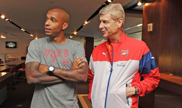 Arsenal News: Wenger reveals why Henry had to leave ...
