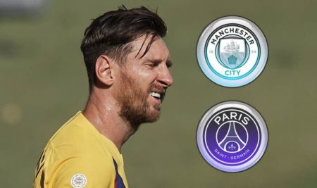 Barcelona Star Lionel Messi Picks Between Man City And PSG Transfers As  Exit Edges Closer | Football | Sport | Express.co.uk