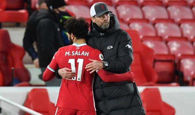 Jurgen Klopp makes confident Mohamed Salah transfer vow as Liverpool top-four hopes fade