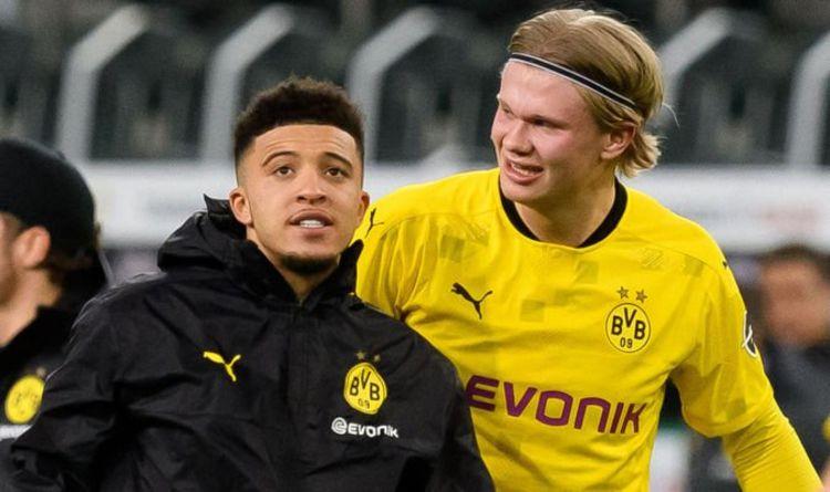 Dortmund offering Man Utd and Chelsea real hope of Erling Haaland and Jadon Sancho deals