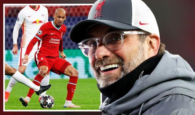 Jurgen Klopp in Fabinho hint as Liverpool boss elated by RB Leipzig Champions League win