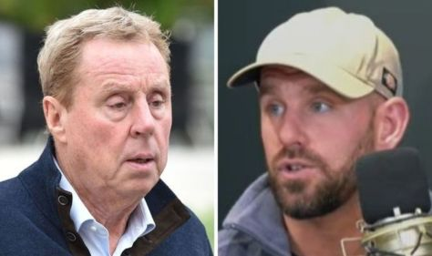 Harry Redknapp 'wasn't a nice guy' and personality 'was a myth' Rowan Vine raged