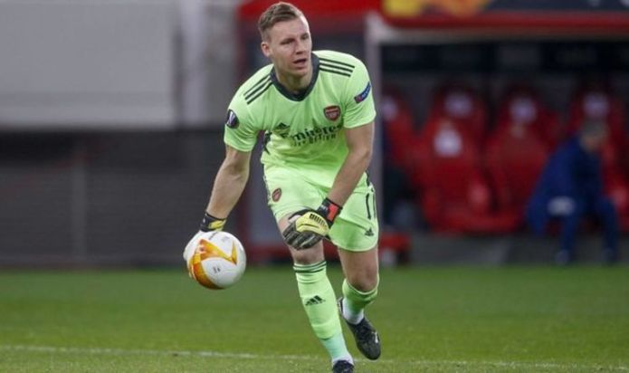 Arsenal goalkeeper Bernd Leno discusses worrying 'bad atmosphere' in Mikel Arteta's squad