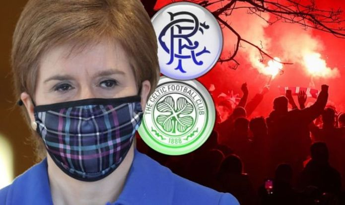 Nicola Sturgeon hits out at Rangers fans again as Celtic decision still not confirmed