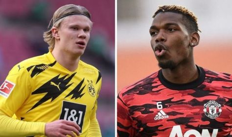 Chelsea handed transfer advantage by Paul Pogba as Erling Haaland tipped for 'scary' move