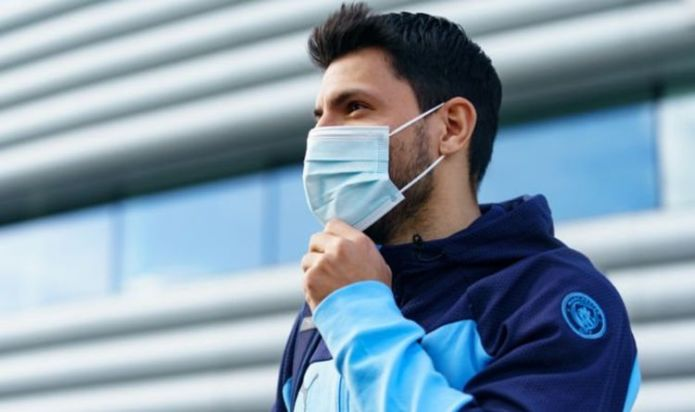 Man City star Sergio Aguero could harm Man Utd after transfer exit