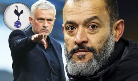 Tottenham eye Nuno Espirito Santo as Jose Mourinho replacement - EXCLUSIVE