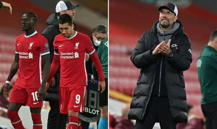 Liverpool's Champions League failure shows Roberto Firmino isn't Jurgen Klopp's only issue