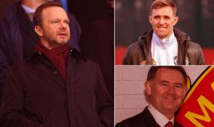 Who could replace Ed Woodward at Man Utd?  Four candidates after Ed Woodward resigned  Football  Sports