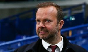 "News from Man Utd: Ed Woodward resigned after realizing he had made ""the biggest mistake of his career"" 