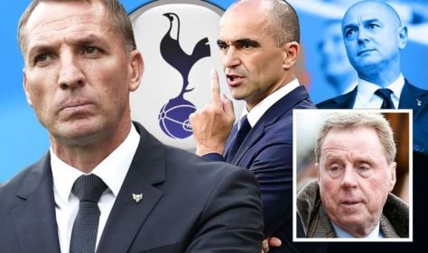 Daniel Levy has 'already done a deal' with next Tottenham manager claims Harry Redknapp