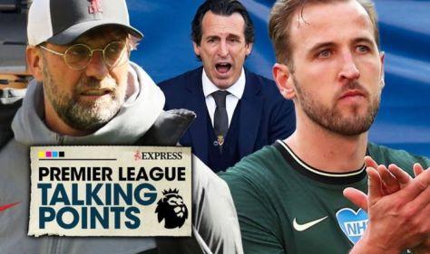 Premier League talking points: Liverpool rebuild, Arsenal's Emery shame, Spurs get Spursy