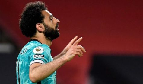 Mohamed Salah and agent may have dropped big hints over Liverpool future in Man Utd win