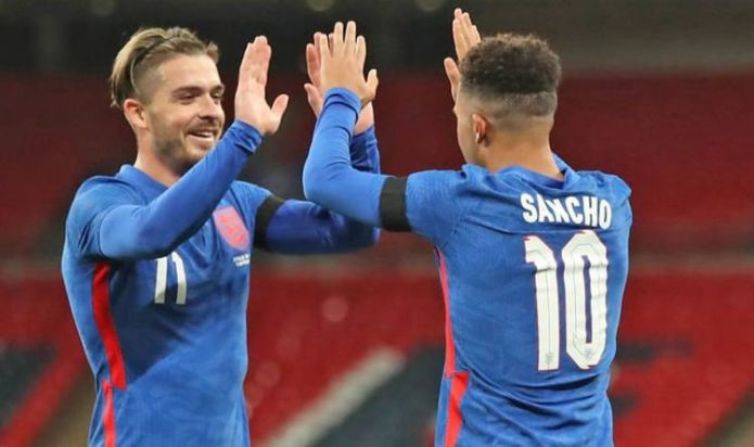 England team news leaked with Jack Grealish and Jadon Sancho set for Czech Republic snubs