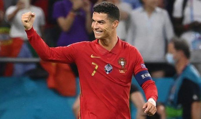 Cristiano Ronaldo ties Ali Daei record with 109th Portugal goal vs France at Euro 2020