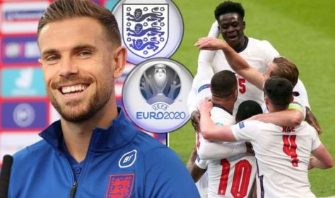 Jordan Henderson backs England youth to overawe Germany and upset Liverpool's Jurgen Klopp