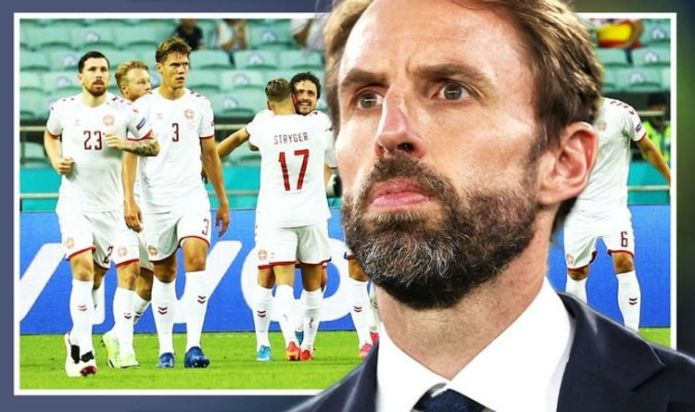 England warned over 'biggest test' of Euro 2020 against Denmark - EXCLUSIVE
