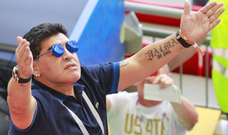 Diego Maradona blasts Lionel Messi after Argentina World Cup exit