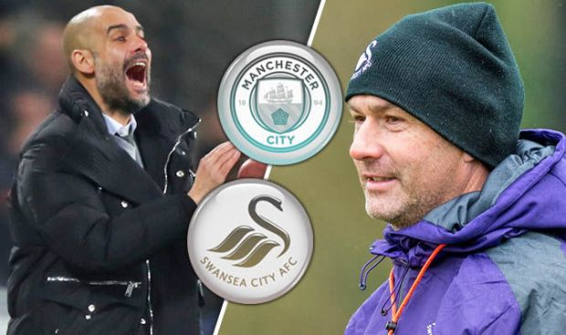 Manchester City v Swansea live blog