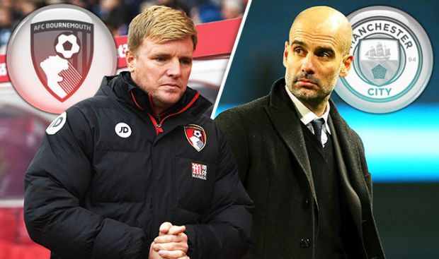 Bournemouth v Manchester City live blog