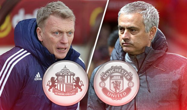 Sunderland v Man United Live Blog
