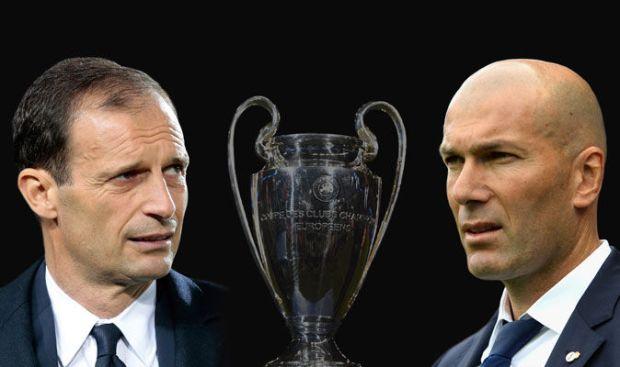 Champions League final live