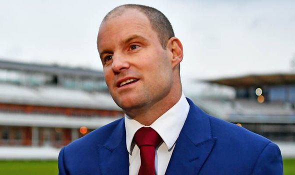 Andrew Strauss England
