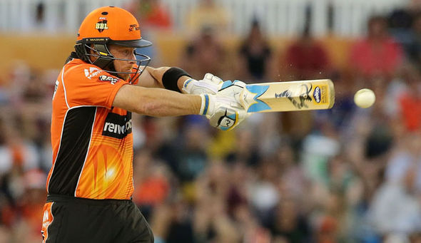 Ian Bell of the Perth Scorchers