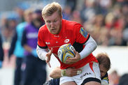 Saracens European rugby Scarlets Champions Cup Jackson Wray
