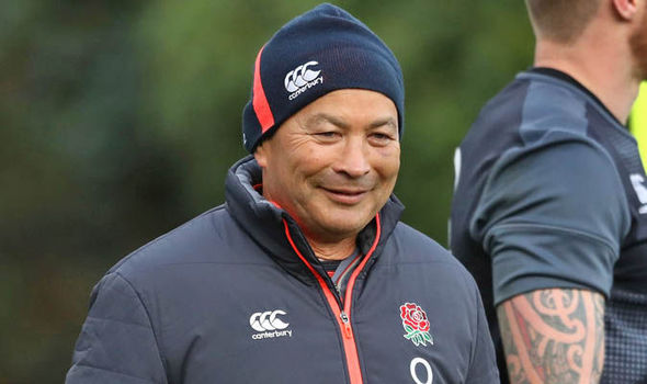 Eddie Jones insists England will beat Wales tomorrow