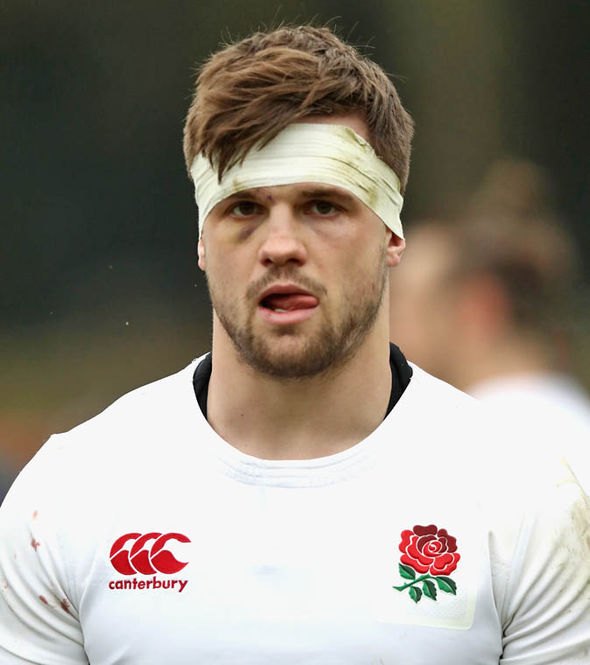 Eddie Jones wants to give Jack Clifford an opportunity