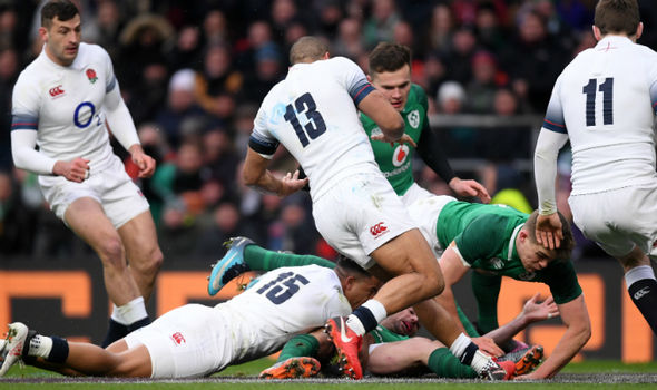 England vs Ireland LIVE Six Nations Rugby  England vs Ireland LIVE: Six Nations updates on St Patrick's Day, score and highlights | Rugby Union | Sport England vs Ireland LIVE Six Nations Rugby 1272351