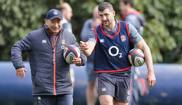 England rugby player Jonny May