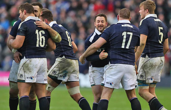 Scotland beat Ireland 27-22 in the opening weekend of the Six Nations