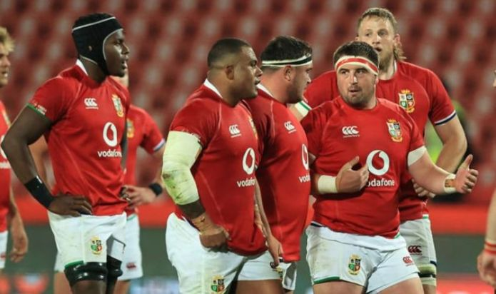 British & Irish Lions quartet isolating after Covid case but Sharks tie still to go ahead
