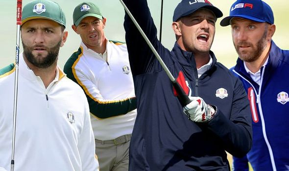 Ryder Cup LIVE: Friday score updates as Team Europe defend title vs Team USA in Wisconsin