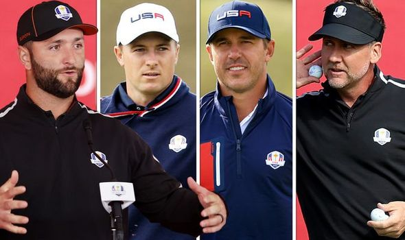 Ryder Cup Friday foursomes pairings named: Ian Poulter and Brooks Koepka among headliners