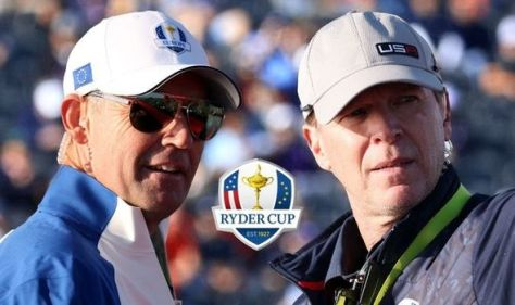 Ryder Cup Saturday foursomes pairings named with Brooks Koepka and Jon Rahm starring