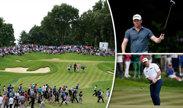 BMW PGA Championship 2017 at Wentworth