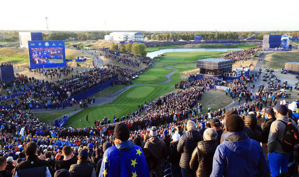 Image result for ryder cup 2018