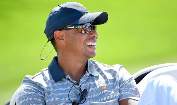 Tiger Woods return golf