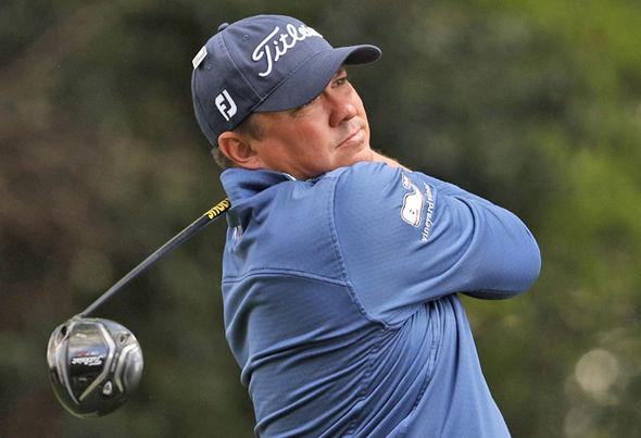 Masters golfer Jason Dufner
