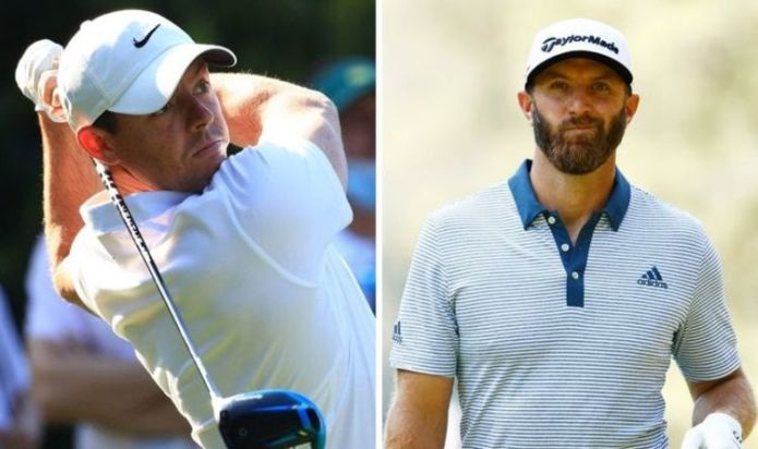 Masters tee times: Full list for first round groups including McIlroy, Thomas and Johnson