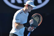 Andy Murray World No1 knighthood Australian Open second round