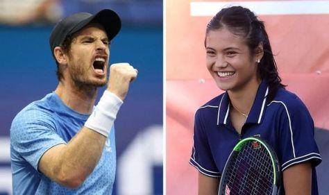 Andy Murray among five options Emma Raducanu could consider as long-term coach