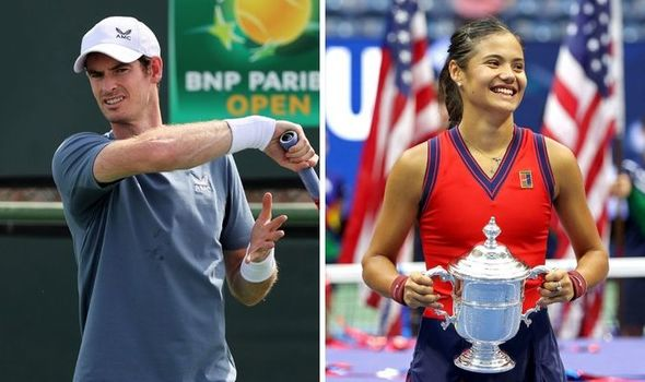 Andy Murray has smart explanation for how pandemic helped Emma Raducanu win US Open