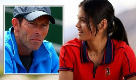 Emma Raducanu lays out definitive coach stance after Jeremy Bates link-up at Indian Wells